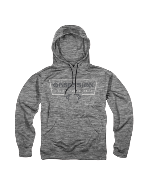 Obsession Hoodie - Gray