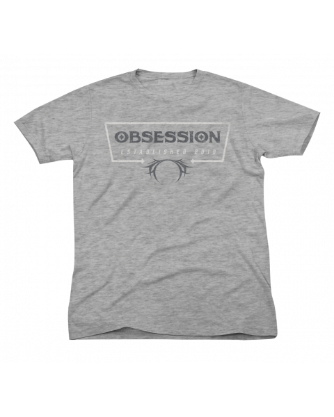 Obsession Tee - Light Gray