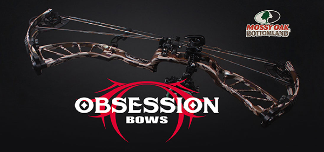 Obsession Bows Now Offering Mossy Oak® Original Bottomland™