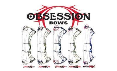 Obsession Unveils 2018 Archery Lineup